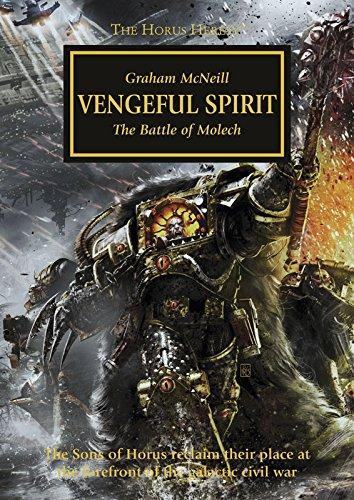 Vengeful Spirit (The Horus Heresy Book 29)