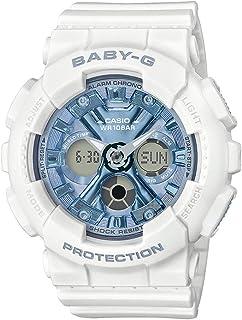 Casio Analog-Digital Blue Dial Women's Watch-BA-130-7A2DR (BX169)