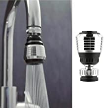 GOWOW Universal 360/° Rotation Adjustable Kitchen Sink Faucet Sprayer Water Filter Jet