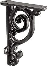 Richelieu Hardware BP9441100900 Decorative Shelf Support Bracket, 3.94
