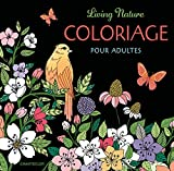 Living Nature - Coloriage pour adultes