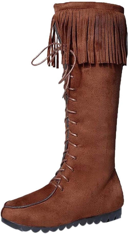 JaHGDU Womens shoes Winter Keep Warm Flat Heel Solid Zipper Fashion Leisure Elegant Cosy Wild Tight Super Quality Black for Womens