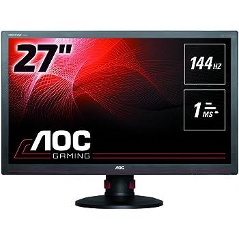 AOC G2770PF 27 INCH Freesync 1920 x 1080 VGA HDMI DVI DisplayPort Speakers