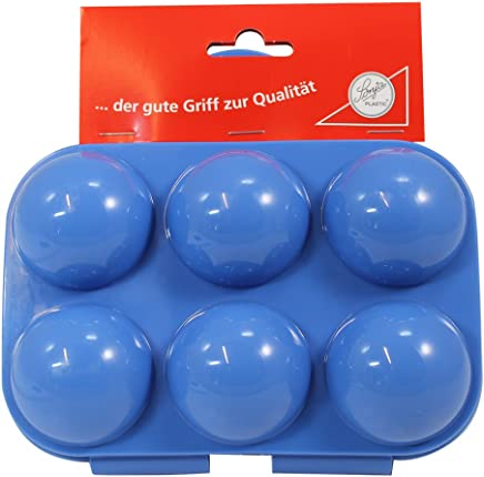 Preisvergleich für Eierträger 6-fach in blau