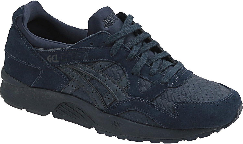 ASICS MEN's Gel Lyte V V V H70pj -5050 Low -Top skor, blå (Navy, 11 UK  till försäljning online