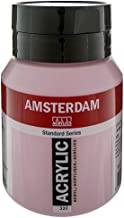 Royal Talens Amsterdam Standard Series Acrylic Color, 500ml Tube, Persian Rose (17093302)