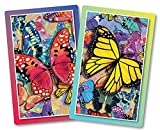 Springbok Butterfly Frenzy Bridge Playing Cards