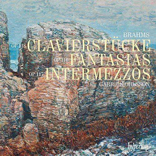 Brahms: The Late Piano Works / Fantasias, Intermezzos, Clavierstücke, Scherzo Op. 4