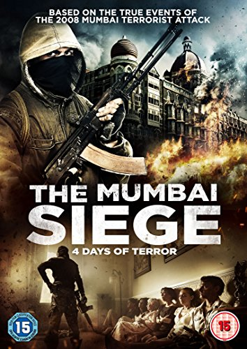 Photo of The Mumbai Siege: 4 Days of Terror [DVD] [2017]