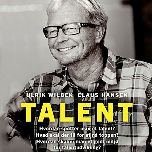 Talent audiobook cover art