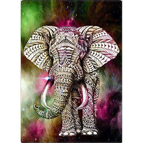 Adarl 5D DIY Diamond Painting Rhinestone Mandala Elephant Pictures of Crystals Painting Kits Arts, Crafts & Sewing Cross Stitch