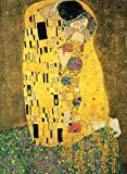 PalaceLearning The Kiss by Gustav Klimt - 18' x 24' Laminated Poster - Classic Fine Art Print