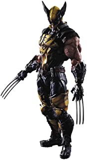 Variant Play Arts - Kai - King Kong's Werewolf Action Figure - Hero Action Figure - Equipped with Weapons and Replaceable Hands - High 27CM