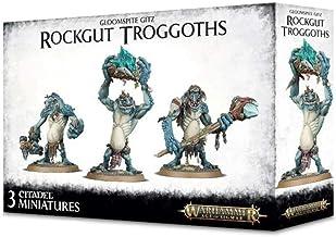 Games Workshop Warhammer Age of of Sigmar Rockgut Troggoths