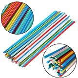 50pcs 25cm Plastic Welding Rods 5 Color Welder Sticks Blue/White/Yellow/Red/Green Welding Tools