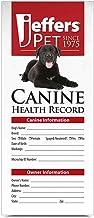 Jeffers Dog Health Records