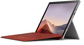 تابلت مايكروسوفت سيرفس برو 7 - 12.3 انش، معالج كور i5 الجيل العاشر، ذاكرة 8 جيجا، وSSD ذو حالة ثابتة 256 جيجا، بلاتينيوم