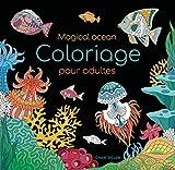 Coloriage pour adultes Magical ocean