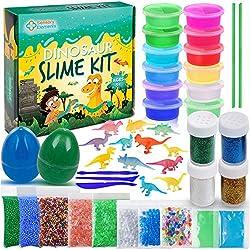 5. Sensory Elements Dinosaur Slime Kit