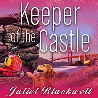Keeper of the Castle audiobook cover art