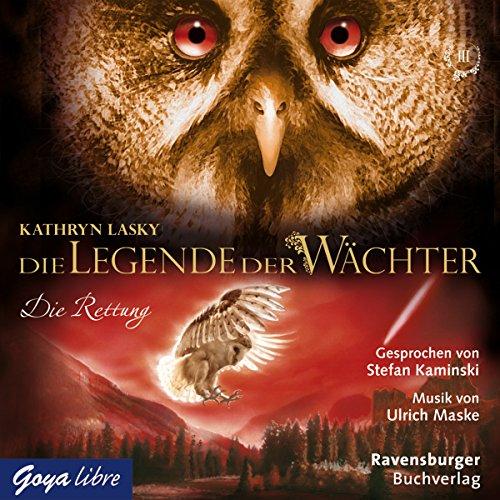 Die Rettung (Die Legende der Wächter 3) Titelbild