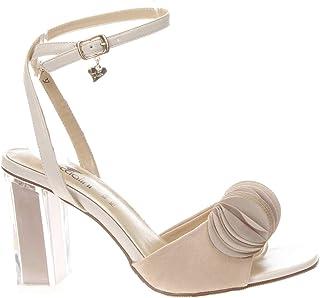 BRACCIALINI TUA Tua Sandalo con Tacco ABS con Fascia Donna