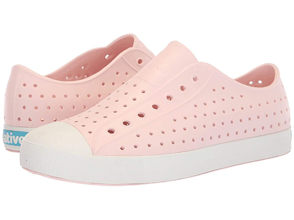 Native Shoes Jefferson (Cold Pink/Shell White) Shoes
