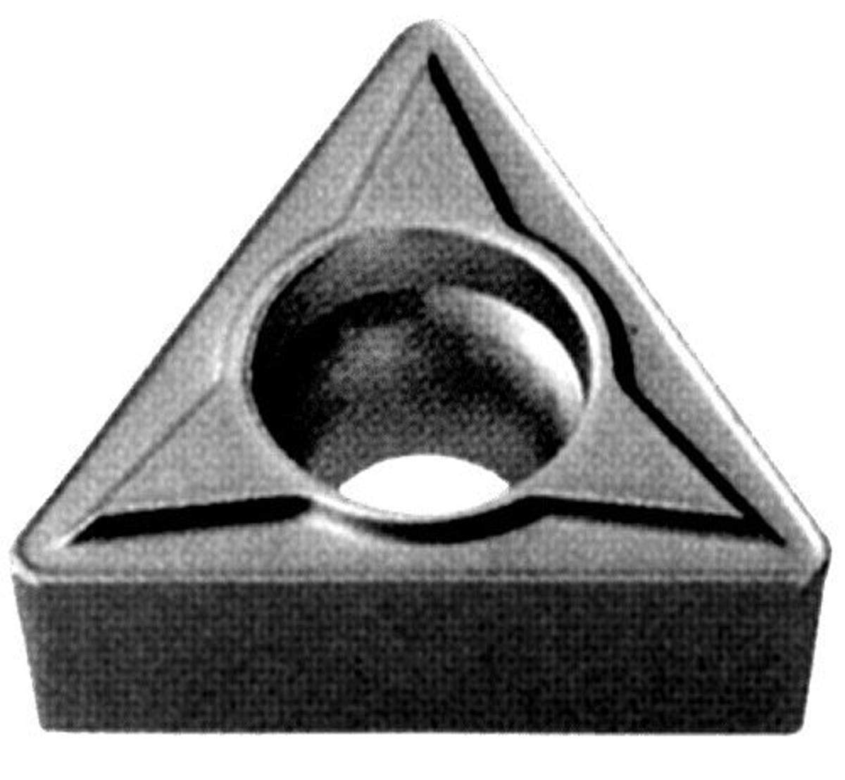 Cobra Carbide 40956 Solid Carbide Turning Insert, C550 Grade, Un