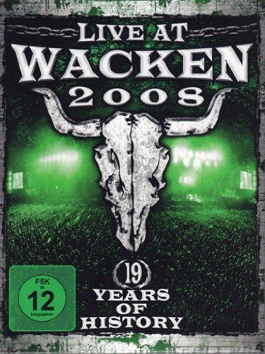 Various Artists - Wacken 2008: Live at Wacken Open Air (2 DVDs) [Reino Unido]