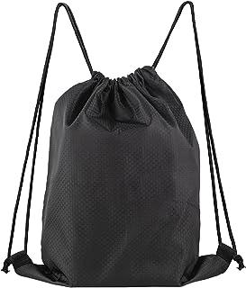 BINGONE Folding Sport Backpack Drawstring Bag Home Travel Storage Use