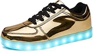USB Charging Light Up Shoes Sports LED Shoes Dancing Sneakers