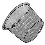 SANLIKE タモ網 アルミオーバルフレーム 大型たも網 折りたたみ玉枠 ランディングネット 玉網50cm