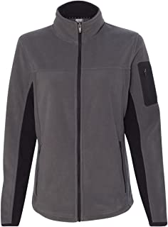 Colorado Clothing Women's Tech Full Zip Color Block Fleece Jacket