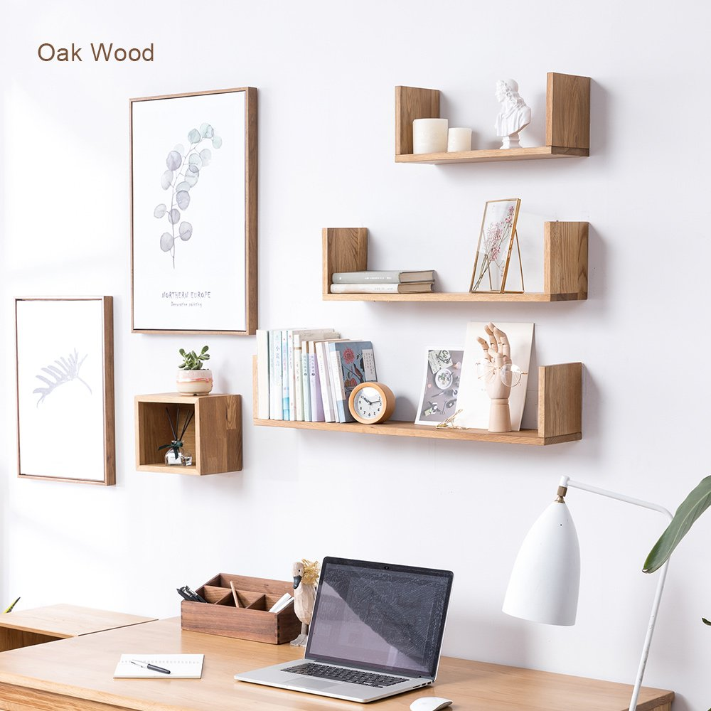 Simple Wood Wall Shelves Impeccableglobal Store Impeccableglobal