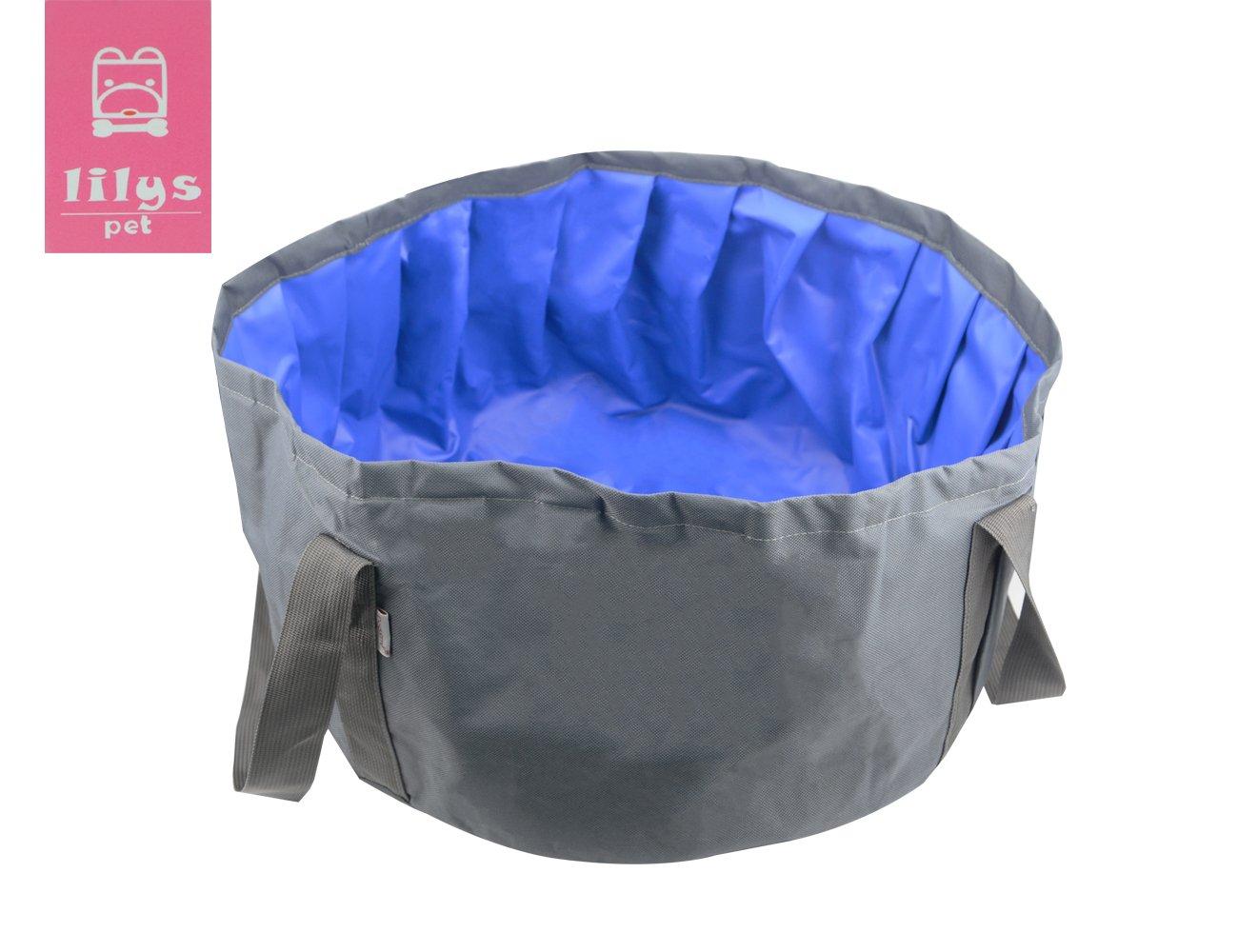 LILYS PET Portable Folding Swimming