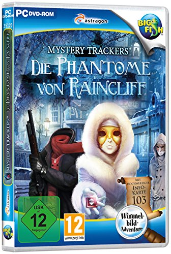 Photo of Mystery Trackers: Die Phantome von Raincliff [German Version]