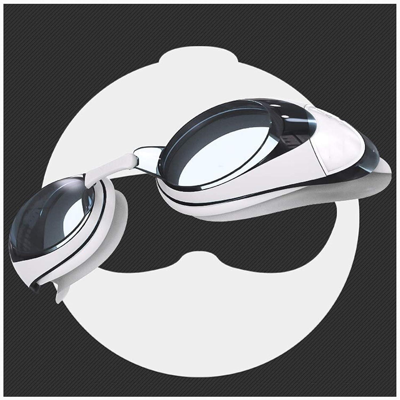 JBP max Swimming Goggles Men And Women Waterproof Swimming Goggles HD Anti-Fog Swimming Glasses