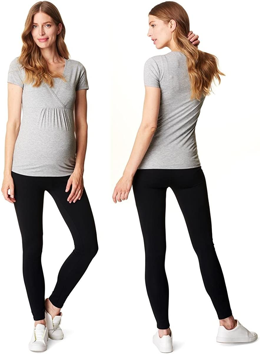ESPRIT Maternity Leggings Cotton//Mix Damen Umstandsmode Str/ümpfe//Strumpfhose M84101