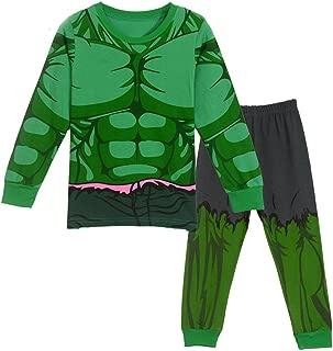 incredible hulk pajamas