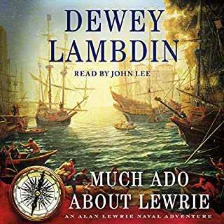 Much Ado About Lewrie audiobook cover art