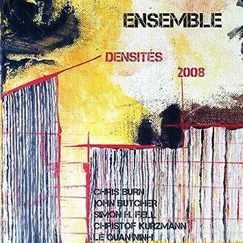 Densités 2008: Smokesands