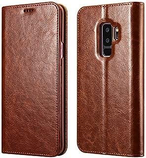 Best samsung s9 plus leather wallet case Reviews