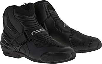 Alpinestars SMX-1 R Vented Boots (48) (Black)
