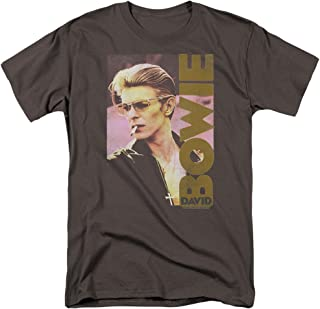 David Bowie - Smokin' - Adult T-Shirt