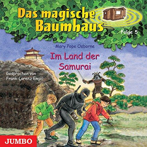 Im Land der Samurai (Das magische Baumhaus 5) Titelbild