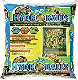Zoo Med HydroBalls Lightweight Expanded Clay Terrarium Substrate, 2.5 Pounds