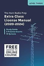 The Ham Radio Prep Extra Class License Manual