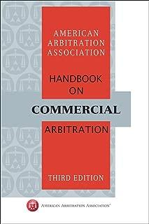 AAA Handbook on Commercial Arbitration - Third Edition