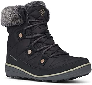 Columbia Women's Heavenly Shorty Omni-HEAT Winter Boot,...