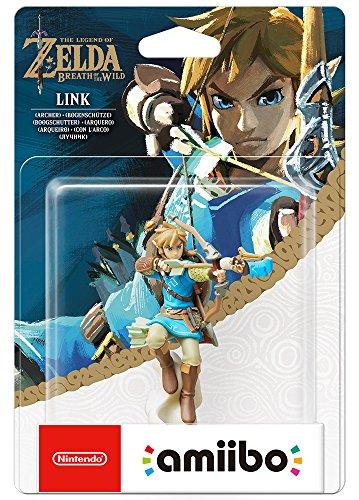 Amiibo della serie The Legend of Zelda: Breath of the Wild Gli Amiibo sono una serie di statuette compatibili con numerosi giochi per Nintendo Wii U, 3DS e Nintendo Switch